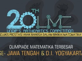 Stories About Undip's Mathematics Compet
