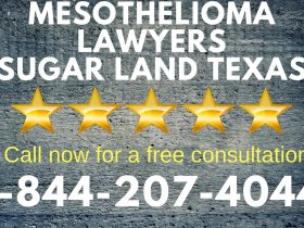 Sugar Land Mesothelioma Lawyers