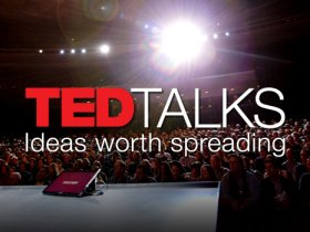 Ted likes to Talk