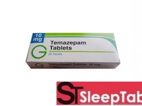 Temazepam Pills Curbs Anxiety and Treats