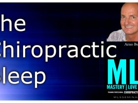 The Chiropractic Bleep with Arno Burnier