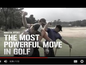 The Most Powerful Move in Golf