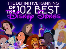 Top Disney Songs
