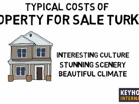 Typical Costs OfProperty For Sale Turkey