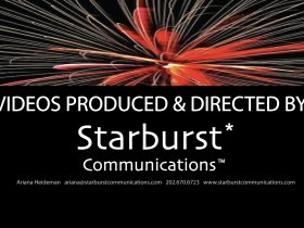 Videos Produced & Directed by Starburst