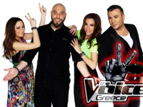VOICE OF GREECE 2015
