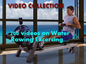 Water Rowing by
