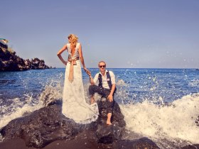 Wedding in Tenerife, Spain