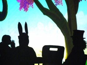Witham Shadow Theatre Event