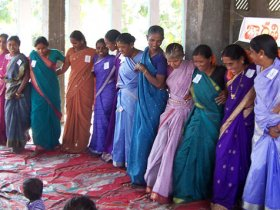 Women Empowerment Activities by Jagruthi