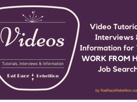 Work from Home Tutorials and Interviews
