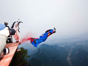 World Wingsuit League