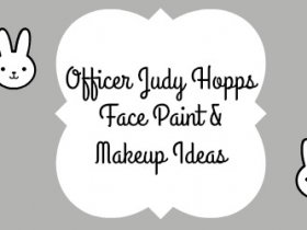 Zootopia - Officer Judy Hopps Makeup Ide