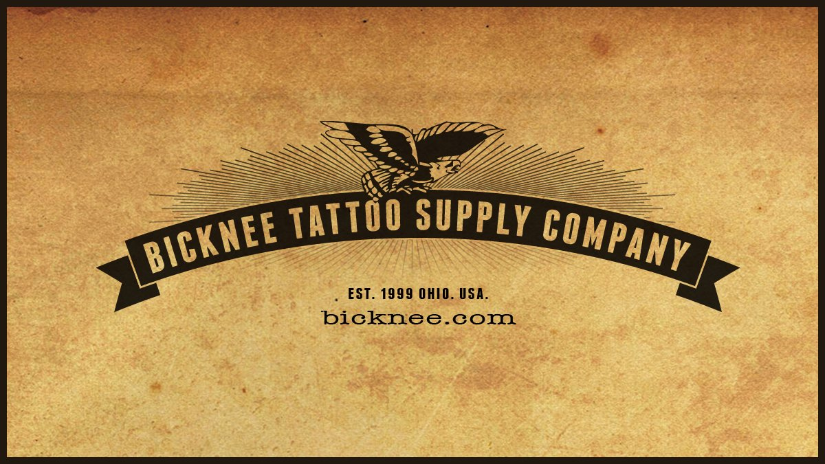 bicknee tattoo supply