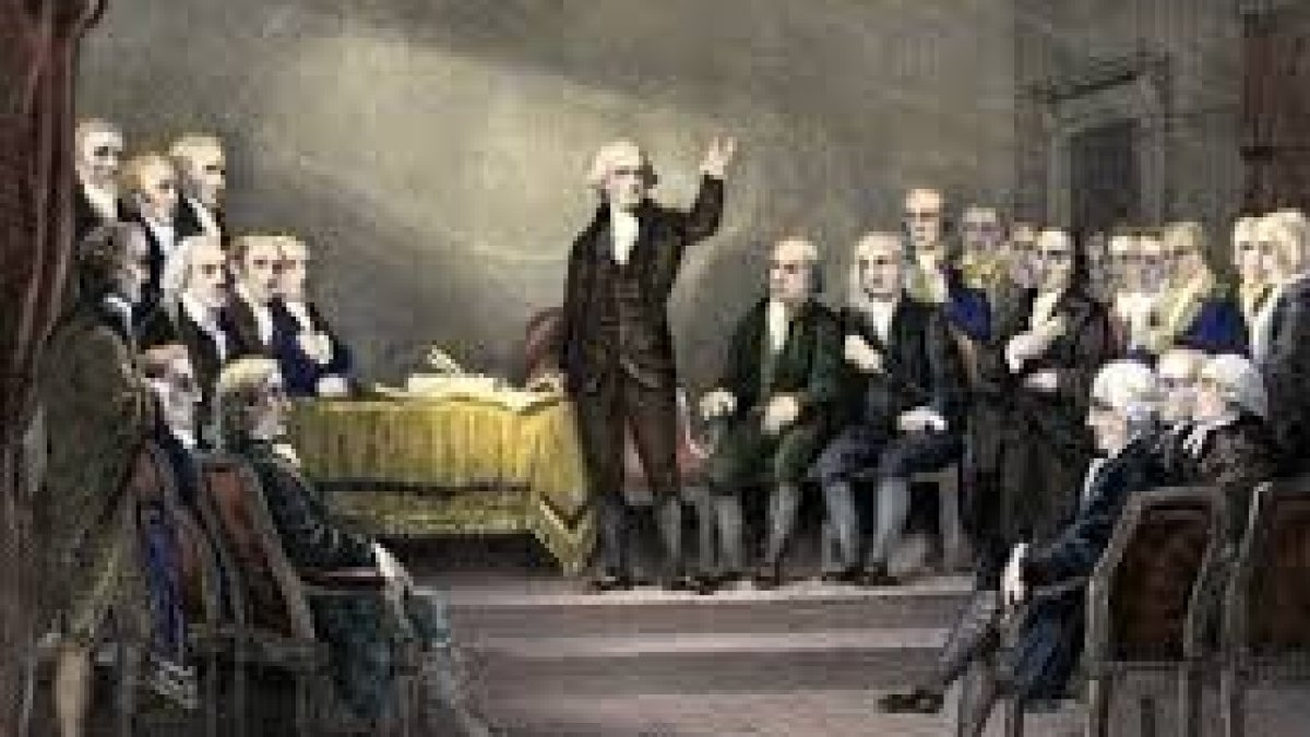 a look at the constitutional convention of united states of america